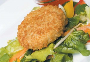 (FICAKE2) Tuna & Lime Fish Cake