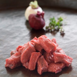 beef dices raw_16811
