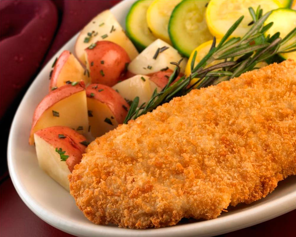 Breaded cod templetuohy foods for How to make breaded fish