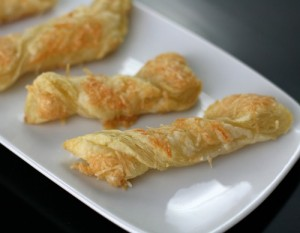 emmental cheese twists