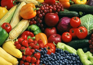 Vegetables/Fruit