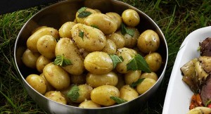 pre cooked potato products